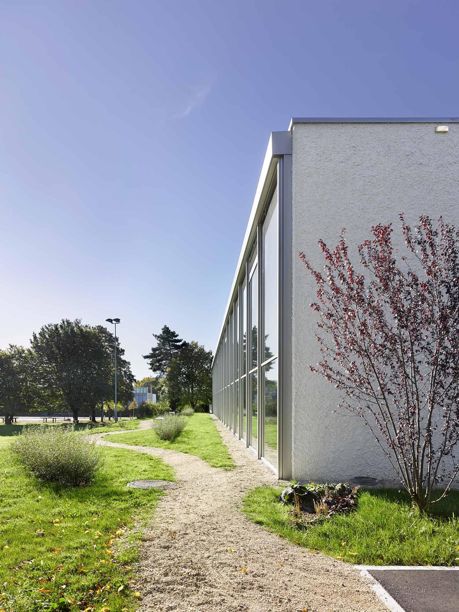 Sporthalle Kaselfeld Bellach
