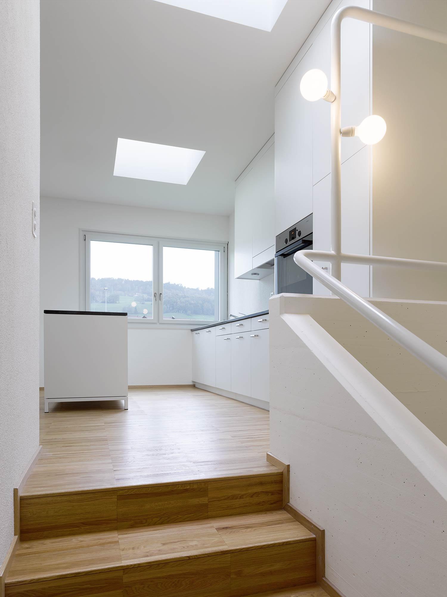 Umbau Wohnung Neumatt Belp