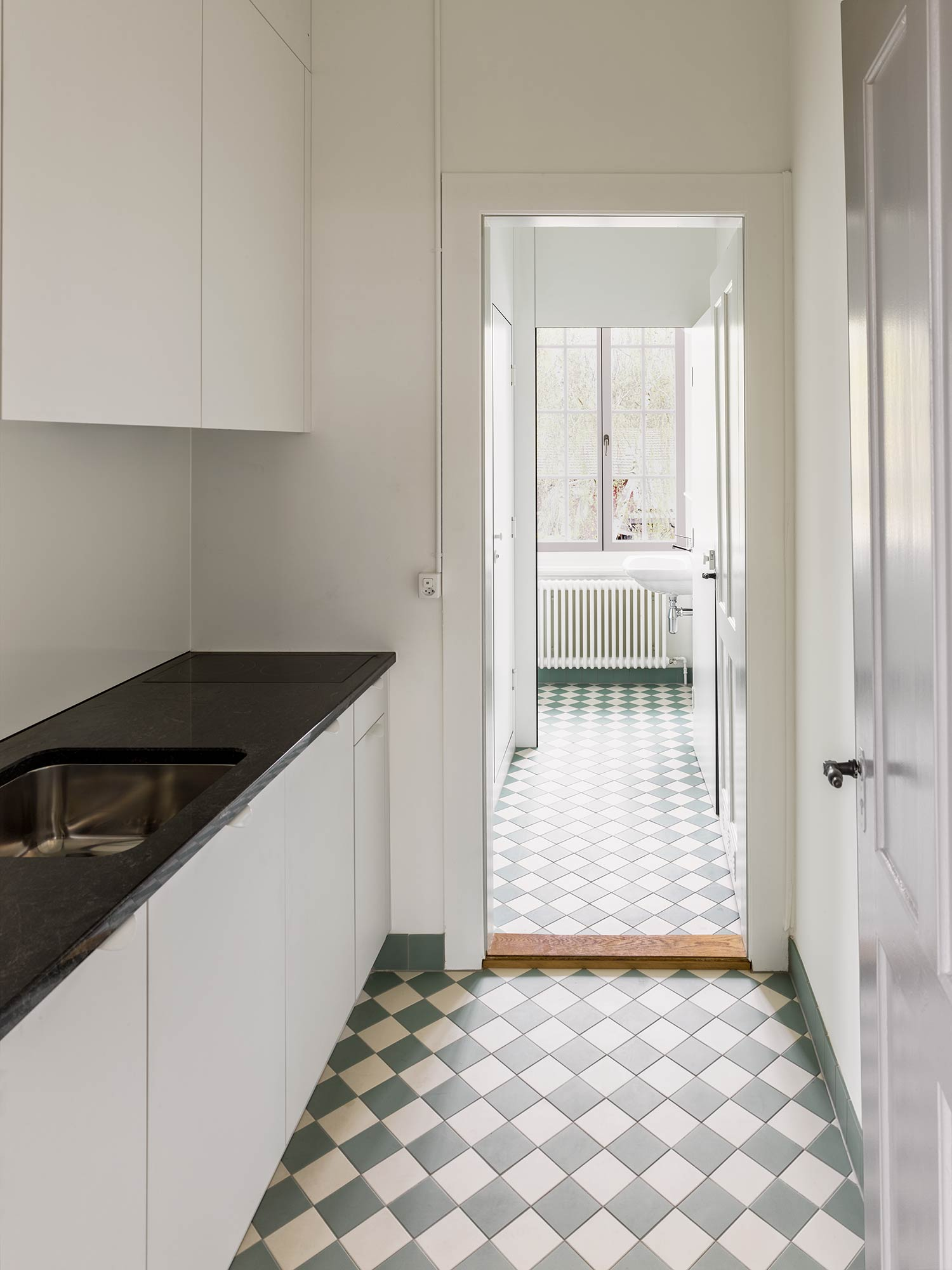 Umbau Wohnung Stauffacherstrasse